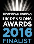 UK Pension Awards 2016 Finalist